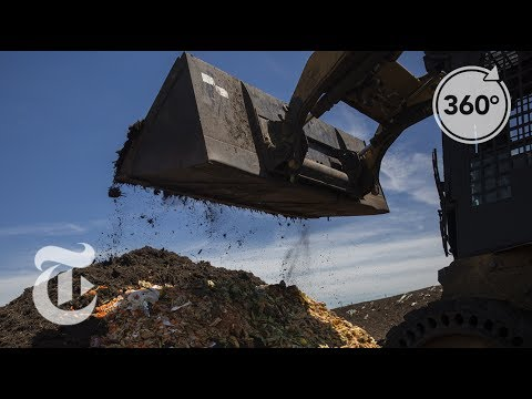 How New York City Composts | The Daily 360 | The New York Times