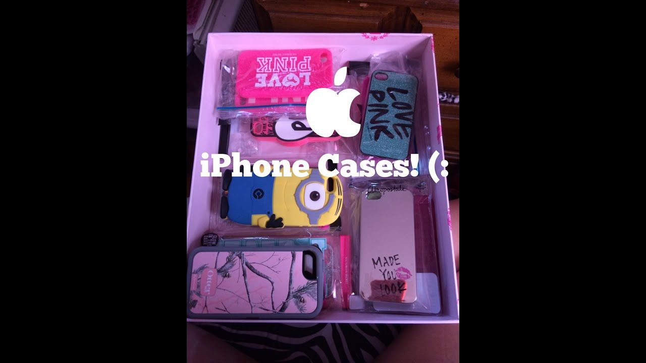 Victoria Secret Pink Iphone  Case