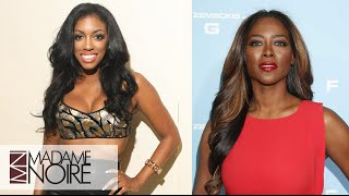Porsha Williams Says Cynthia Bailey Needs a Backbone