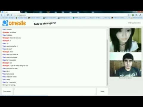 Omegle Video Chat Pervert Fail