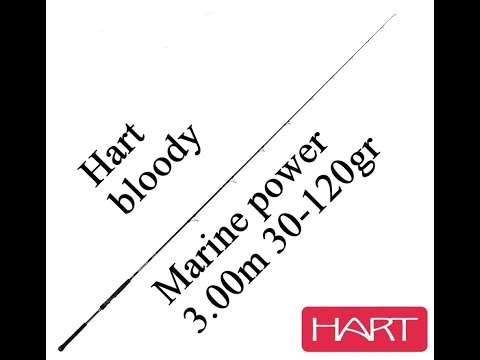 """Hart Bloody Marine Power Παρουσίαση"""