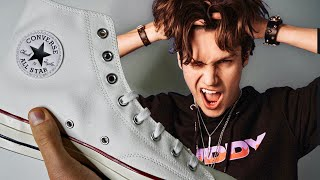 Surprising Lil Huddy, with Custom Shoes! (ft. Lil Huddy & Tik Tok) | MARKO