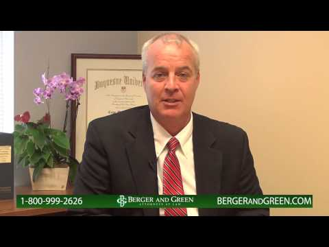 Motorcycle Accident Case - Berger and Green Injury Lawyers