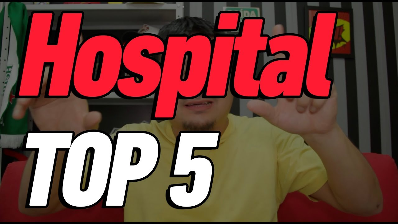 5 Coisas Que Me Deixam Puto Num Hospital - André Santi