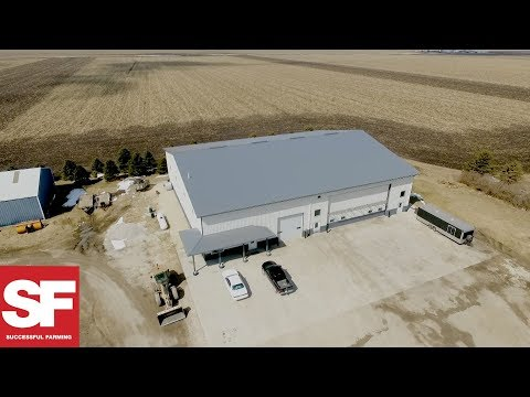 Farm Shop Designed For A Growing Farm Operation | Top Shops | Successful Farming