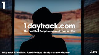 Talent Mix #73 | FunKBRothers - Funky Summer Groove | 1daytrack.com