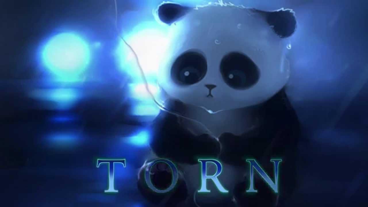 Moving Animation Wallpaper For Desktop Sad Panda Music Torn Original Composition Youtube