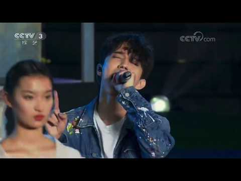 "Dimash CCTV ""The Best Time- World Cup 2018"" Performance"