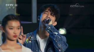 """Dimash CCTV """"The Best Time- World Cup 2018"""" Performance"""