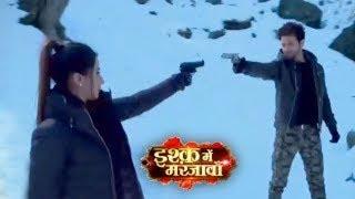 OMG !! Virat Ne Pakda Aarohi Ko Red Handed Apne Family Ko Chudate   Ishq Mein Marjawan - New Twist