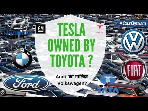 Which car company owns What Brand?