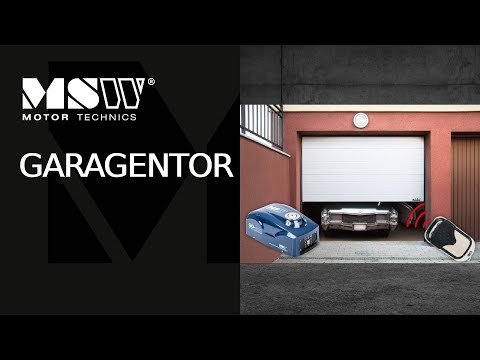 Sektionaltor Garagentore Produktvideos Der Inter Ve