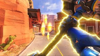 OP Tricks You Can EASILY ABUSE! - Overwatch Funny Moments & Best Plays 52