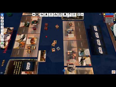 Poe Hondo vs Sabine Ezra | Star Wars Destiny
