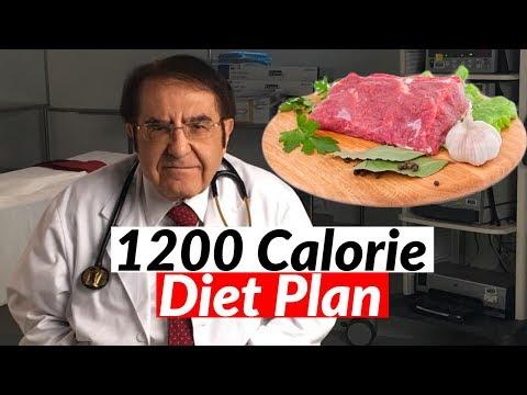Dr Nowzaradan 1200 Calorie Diet Plan, 1000 Calorie, General Diet Plan