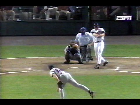Cal Ripken's 2131 celebration w/ HR - original broadcast