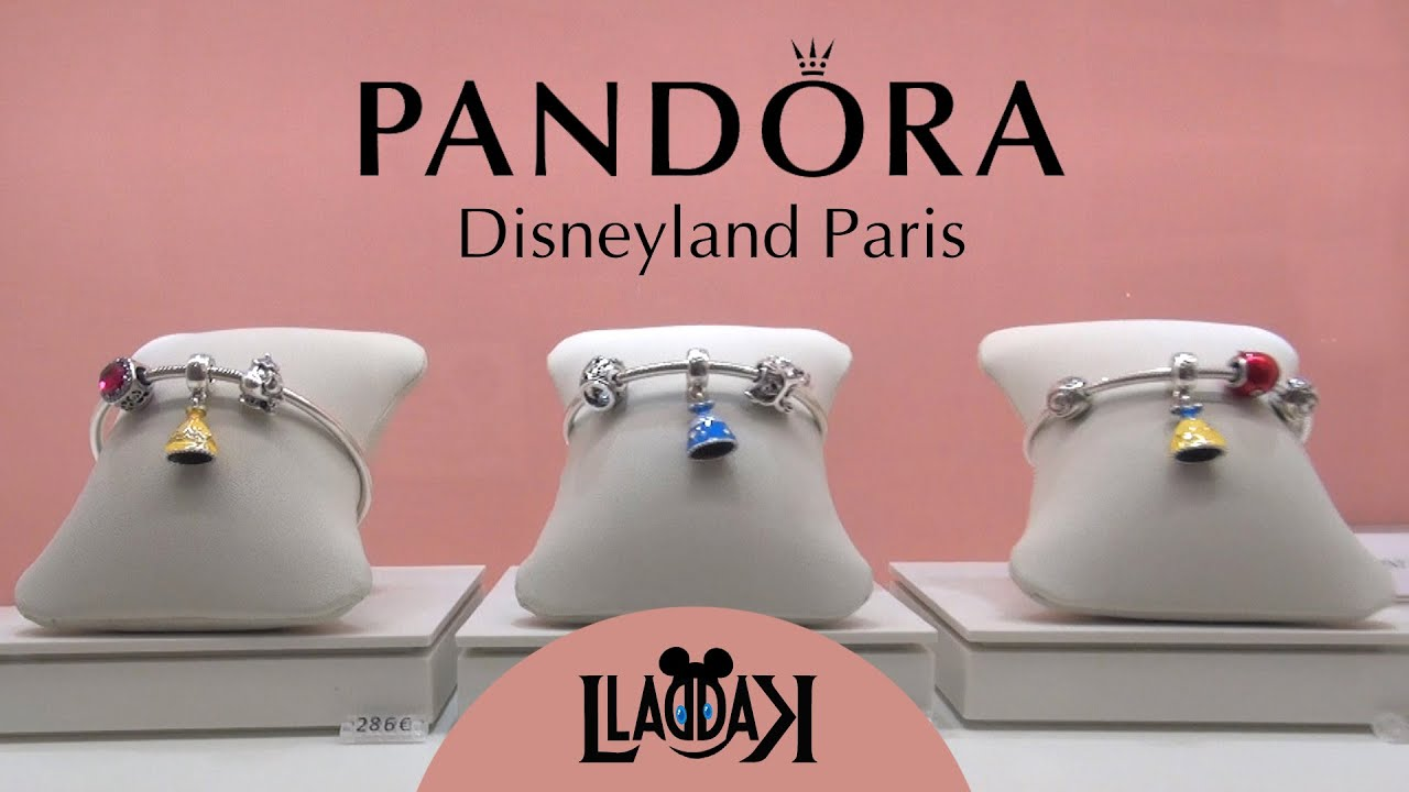 disney world exclusive pandora charms 2020