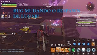 BUG CHANGING PLACE RESPAWN-FORTNITE SAVE THE WORLD