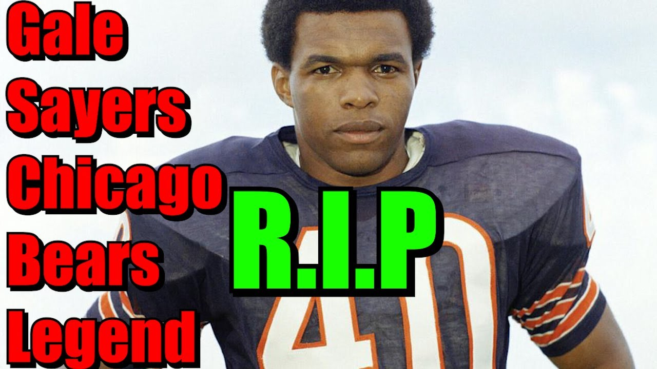 Gale Sayers, NFL legend, dies at 77 - CNN