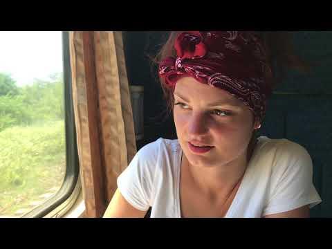 Путешествие по Грузии. Поездом из Кутаиси в Тбилиси через Мцхета. (7 из 12).