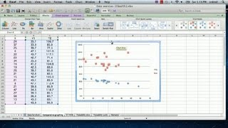 How to Do Comparative Graphing in Excel : Advanced Microsoft Excel