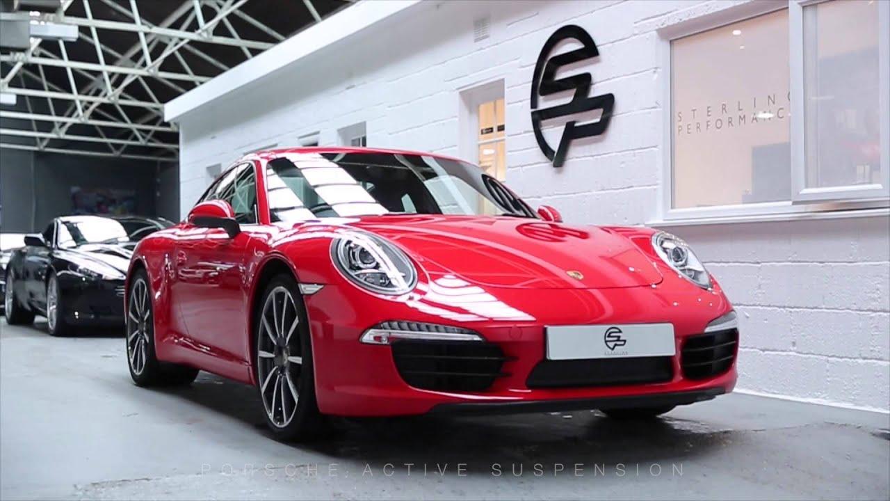 Sterling Performance Porsche 991 Cerrara Youtube