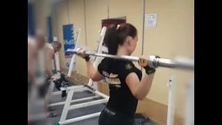 Евгения Макашова. Тренировка дельт. Мотивация.