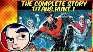 Titans Hunt #1 (DC Rebirth Prelude) - Complete Story