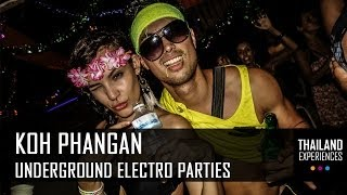 �������� ���� Koh Phangan 2013 | Sounds of Eden | Thailand Experiences [HD] ������