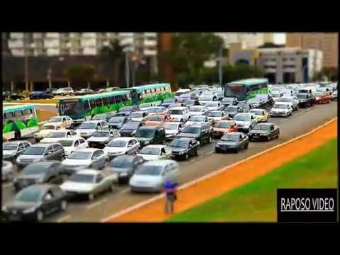 Brasilia Time-lapse  Raposo Video
