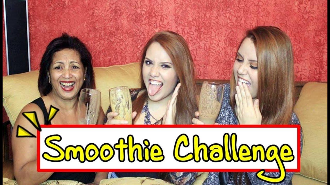 Download SMOOTHIE CHALLENGE (Part. TIA REGINA DJEHDIAN) - Sisters Lellis