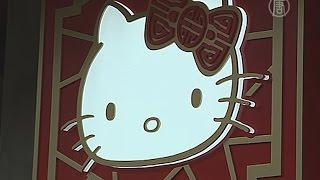 Первый ресторан Hello Kitty появился в Гонконге (новости)
