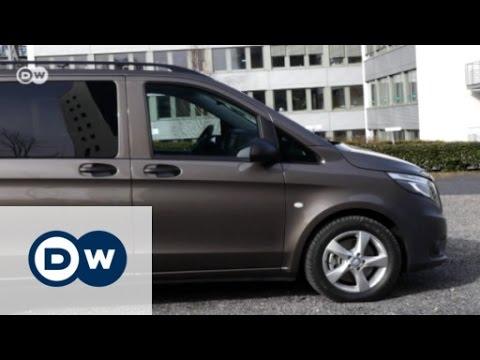 Mercedes Vito Im Test   Motor Mobil   YouTube