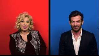 Tina Cipollari e Gianni Sperti - Intervista Doppia