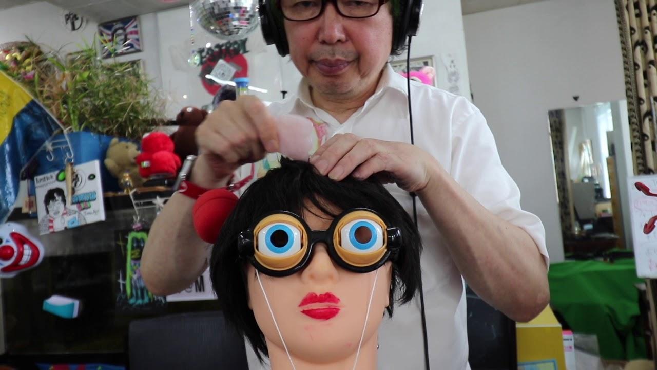 【ASMR】Face Massage role play 【音フェチ】フェイスマッサージ詰め合わせ カッサ コロコロその他色々