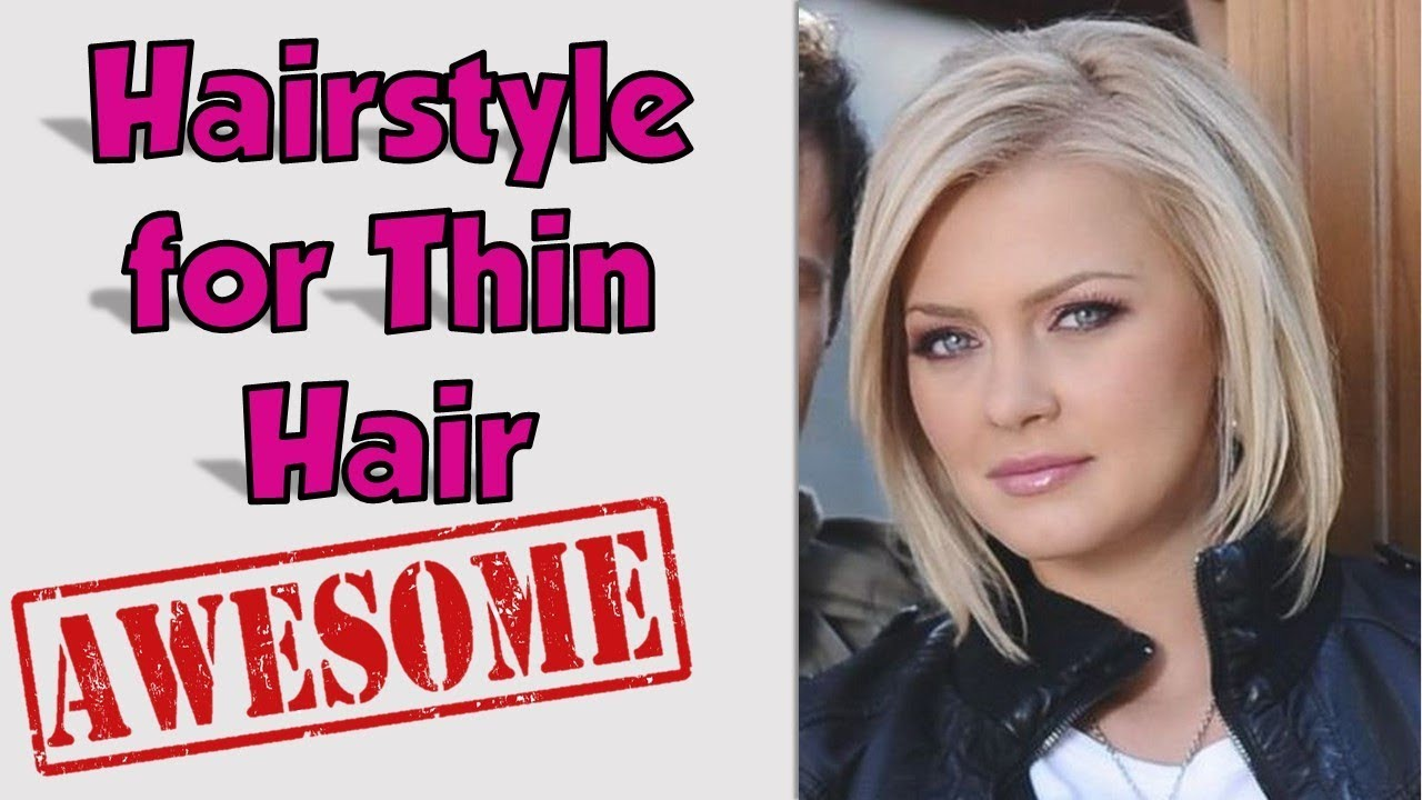 best haircut for thinning hair female 47 top hairstyle for thin hair 5083 | maxresdefault