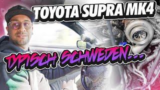 JP Performance - Typisch Schweden... | Toyota Supra Mk4