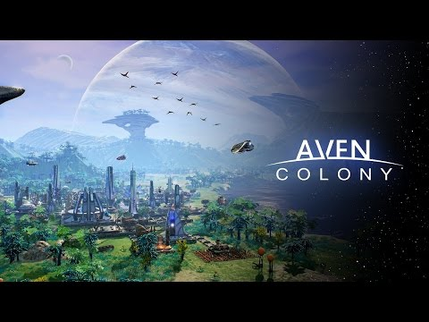 Let's Try: Aven Colony (Sci-Fi Colony Building Game)