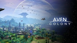 Let's Try: Aven Colony (Sci-Fi Colony Building Game) thumbnail