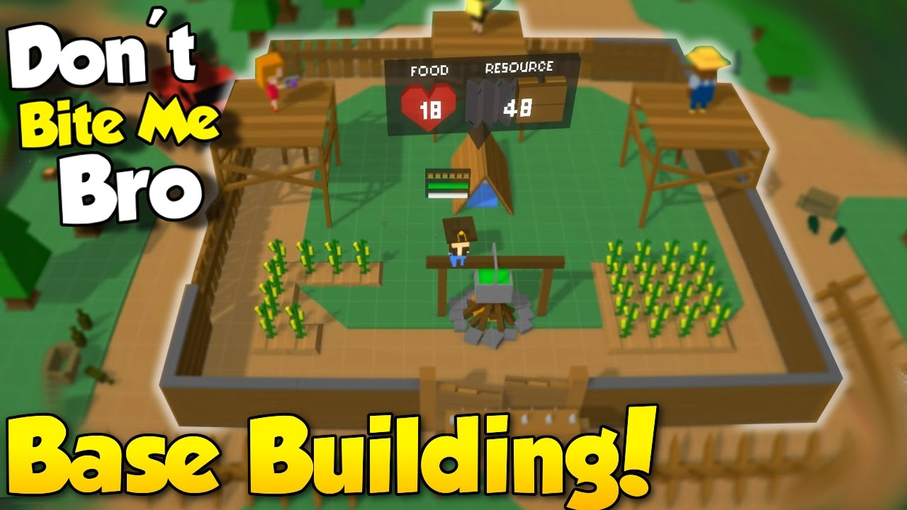 Base building police station armory don 39 t bite me bro for Zombie build