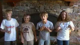 Tennessee Wiggle Walk - Camp Fire USA Songs