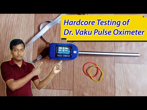 hardcore-testing-of-dr-vaku-pulse-oximeter
