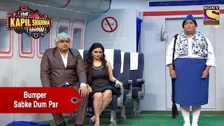 Bumper, A Hot & Happening Dame The Kapil Sharma Show