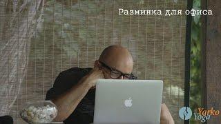 Йога в офисе  Разминка(Полный текст о разминке для сотрудников офисов http://yarkoyoga.com/2016/04/14/joga-v-ofise-razminka/ В наше время появилась правил..., 2016-04-14T13:25:18.000Z)