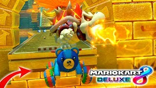 BUSCANDO LA COMBINACIÓN MÁS RIDÍCULA DE MARIO KART 8 DELUXE | Nintendo Switch