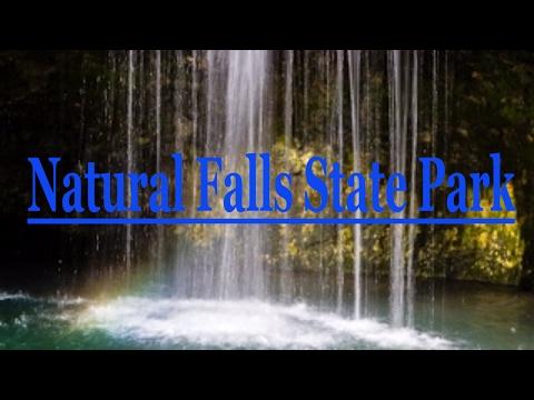 Visiting Natural Falls State Park, Waterfall in Oklahoma, United States