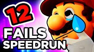 12 FAILS EN SPEEDRUN #3
