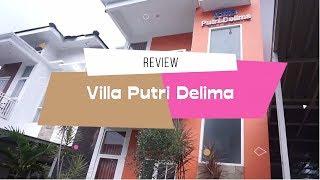 Gambar cover Villa Putri Delima, Akomodasi 4 Kamar Affordable Dekat Museum Satwa Batu