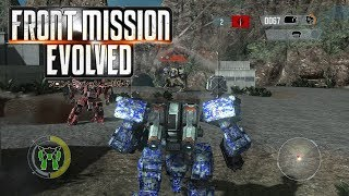 Front Mission Evolved - First Impressions Review - Game Collection Backlog - PS3 / 360