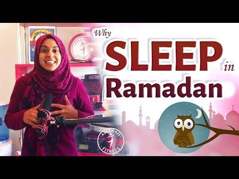 Why SLEEP is SO IMPORTANT in Ramadan!
